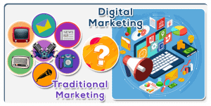 Digital Marketing vs Traditional Marketing | Digital balu | Digital Marketer | SEO Expert | Ecommerce Specialist