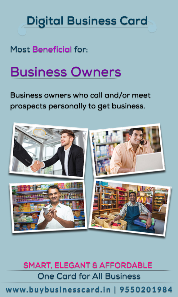 Useful for business owners